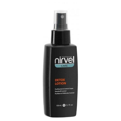 Nirvel Detox Programme Лосьон-детокс против себореи (перхоти) и раздраженной кожи головы, 150 мл шампунь от себореи головы