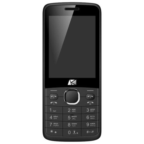 Телефон Ark Benefit U281 черный худи print bar lost ark
