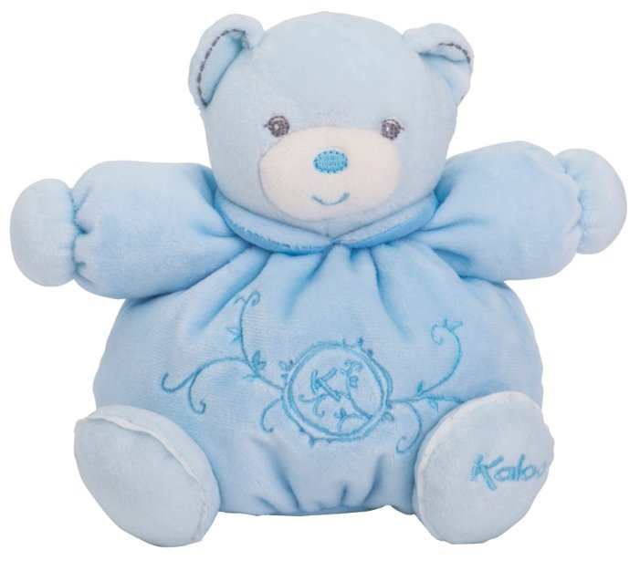 Мягкая игрушка Kaloo Perle Мишка голубой 18 см