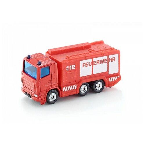 Пожарный автомобиль Siku 1034 1:87 красный
