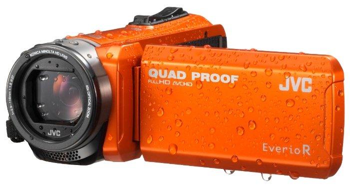 Видеокамера JVC Everio GZ-R405