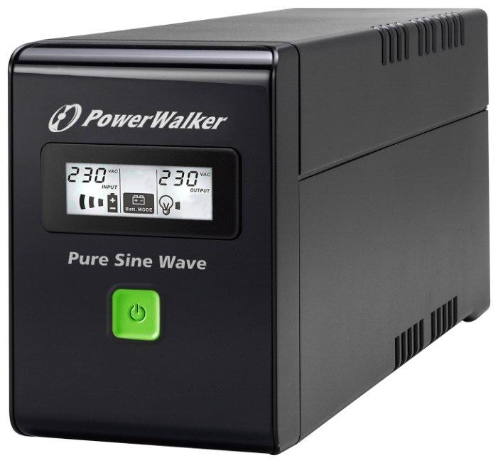 Интерактивный ИБП PowerWalker VI 800 SW IEC