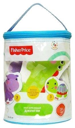 Набор пазлов Fisher-Price Джунгли (FP 30589)