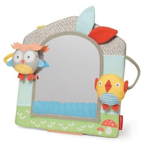 Купить Подвесная игрушка SKIP HOP Домик-зеркальце (SH 307518) зеленый/голубой, Подвески