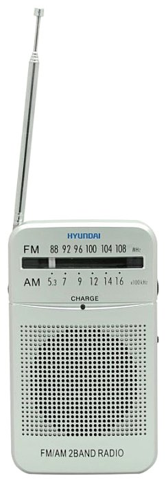 Hyundai Радиоприемник Hyundai H-PSR120