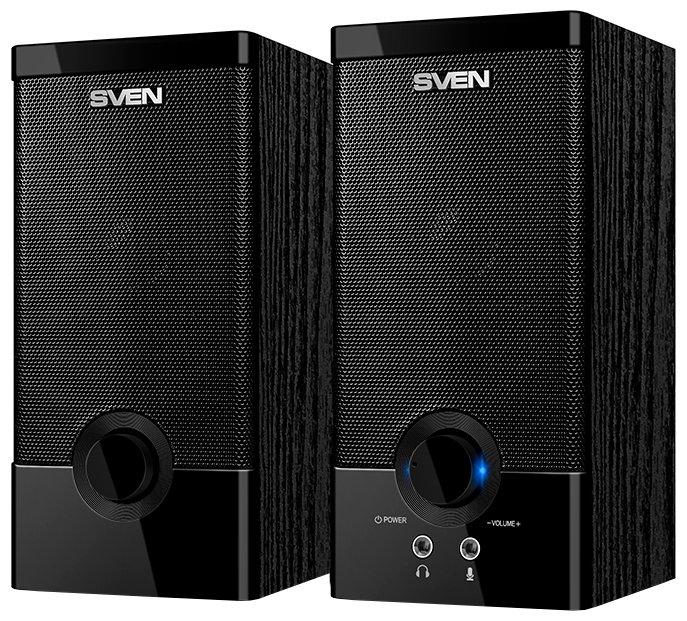 Сравнение с SVEN SPS-603
