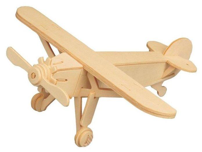 Сборная модель Чудо-Дерево Самолет Льюис (P073),,