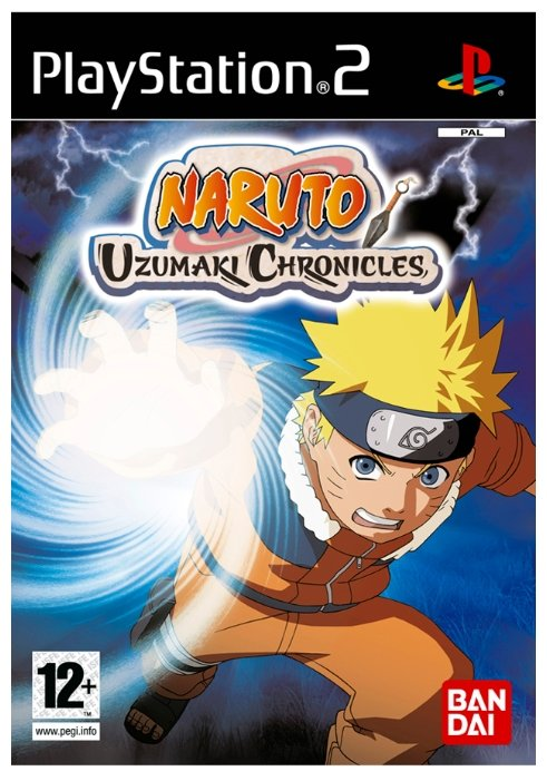 BANDAI NAMCO Entertainment Naruto: Uzumaki Chronicles