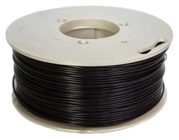 PLA IM пруток U3Print 1.75 мм чёрный