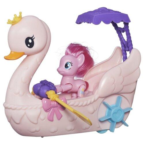 Купить Игровой набор My Little Pony Пинки Пай на лодке B3600, Игровые наборы и фигурки