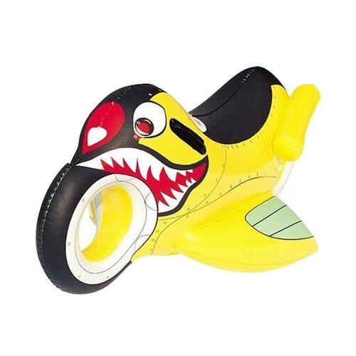 Купить Надувная игрушка для плавания Bestway Jet-Cycle 41085 BW желтый/черный, Надувные игрушки