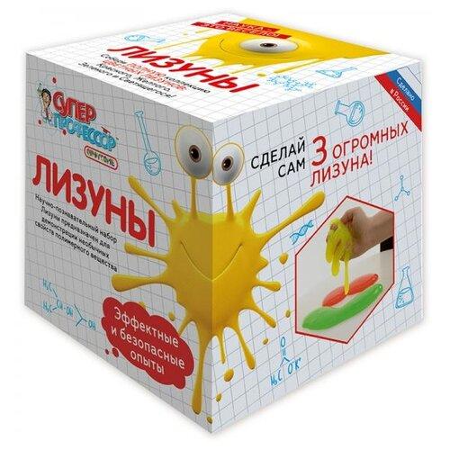Купить Набор Qiddycome Цветные лизуны (X011) желтый, Наборы для исследований