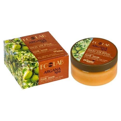 Купить ECO Laboratorie SPA Маска для волос Глубокое питание и блеск, 200 мл