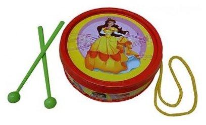 Рыжий кот барабан Любимая принцесса И-0908