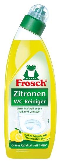 Frosch гель citrus wc-cleaner