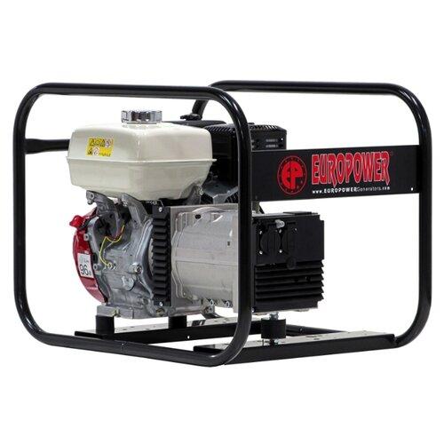 Бензиновый генератор EUROPOWER EP4100 (3600 Вт)