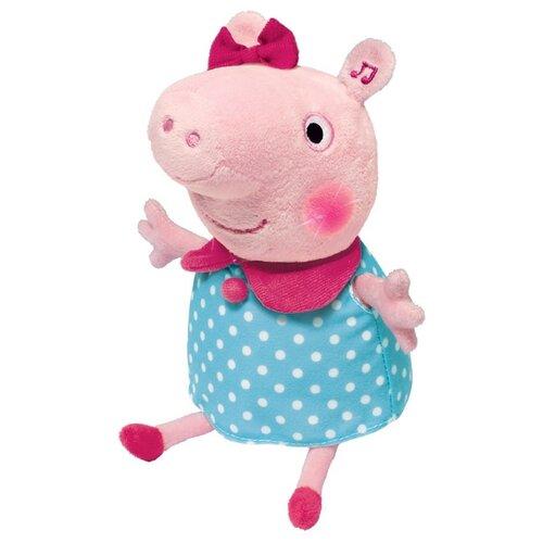 цена на Мягкая игрушка РОСМЭН Peppa pig Пеппа 30 см