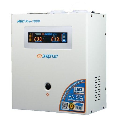 Купить Интерактивный ИБП Энергия Pro 1000