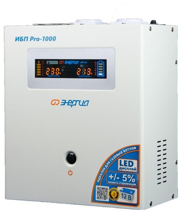Интерактивный ИБП Энергия Pro 1000