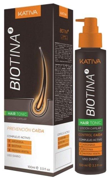 Kativa Biotina Тоник против выпадения волос