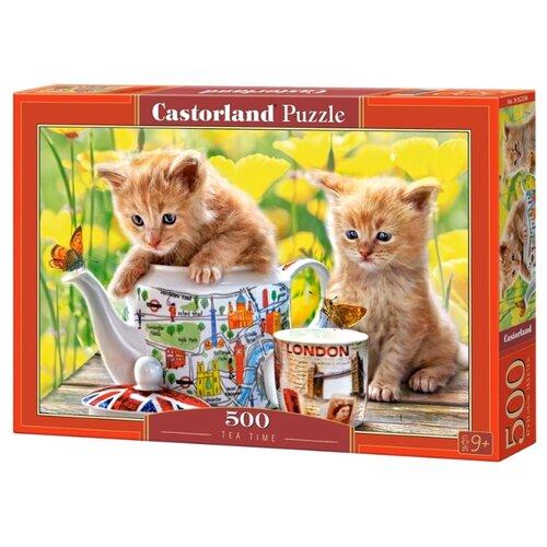 Фото - Пазл Castorland Tea Time (B-52356), 500 дет. пазл castorland old sutter's mill b 52691 500 дет