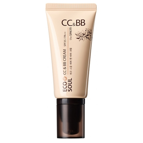 The Saem Eco Soul CC BB крем SPF35 50 гр