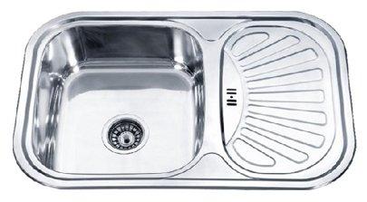 Врезная кухонная мойка Ledeme L67549-6L