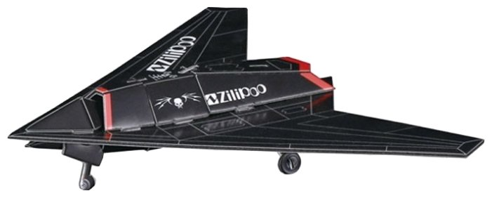 Набор пазлов Zilipoo 3D Спецтехника Стелс (T-005)