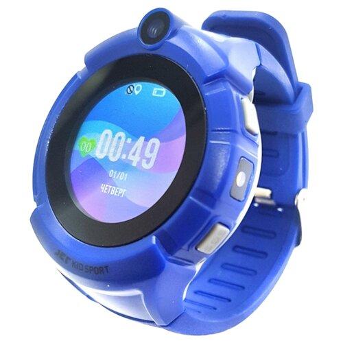 Детские умные часы Jet Kid Sport синий jet kid smart синий