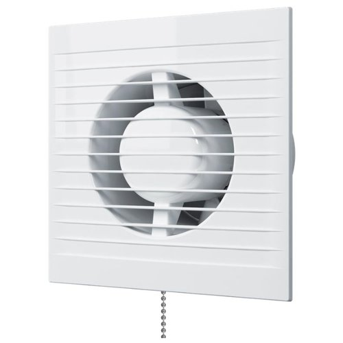 Вытяжной вентилятор AURAMAX A 6C-02, белый 16 Вт
