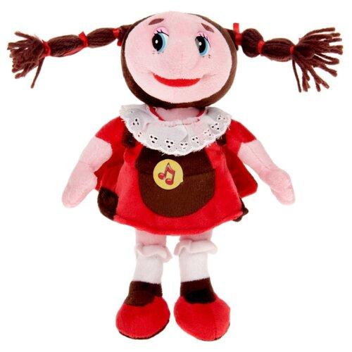 Мягкая игрушка Мульти-Пульти Лунтик и его друзья Божья коровка Мила 23 см