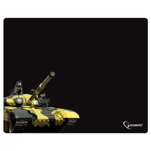Купить Коврик Gembird MP-GAME13 черный/танк