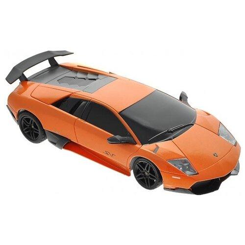 Легковой автомобиль Rastar Lamborghini Murcielago LP670-4 (39000) 1:24 18 см оранжевый легковой автомобиль 1 toy спортавто t13833 t13834 t13835 1 24 20 см оранжевый
