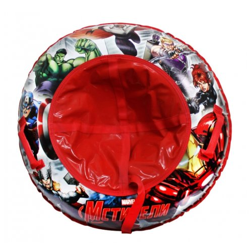 Тюбинг 1 TOY Марвел Т59056 красный
