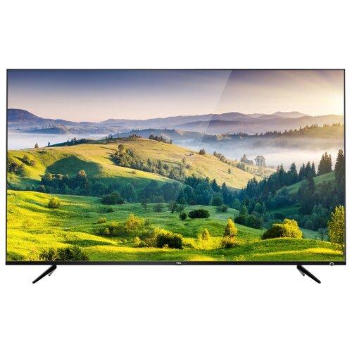 Купить со скидкой Телевизор TCL L43P6US черный