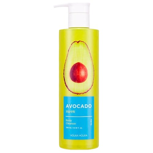 Гель для душа Holika Holika Avocado 390 мл