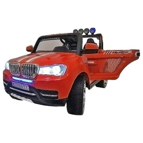 Купить RiverToys Автомобиль BMW T005TT, красный, Электромобили