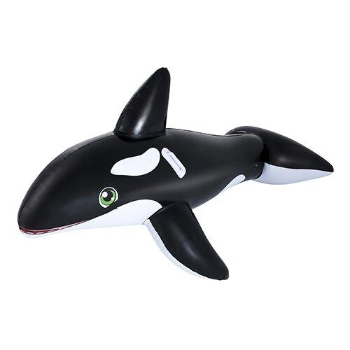 Купить Игрушка-наездник Bestway Кит 41009 BW черный / белый, Надувные игрушки