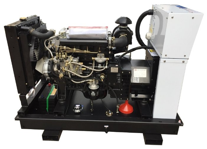Дизельная электростанция Амперос АД 22-Т230 P (Проф)