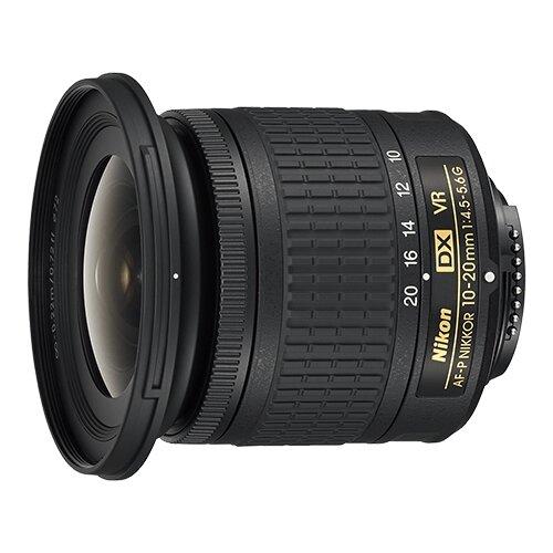 Фото - Объектив Nikon 10-20mm f/4.5-5.6G VR AF-P DX Nikkor объектив nikon nikkor af s 18 300 mm f 3 5 6 3 g ed dx vr