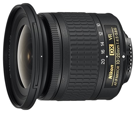 Nikon Объектив Nikon 10-20mm f/4.5-5.6G VR AF-P DX Nikkor