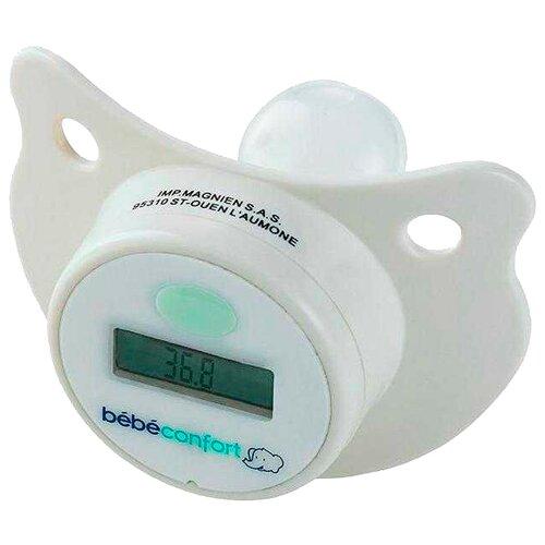 Купить Электронный термометр-соска Bebe confort 32000140 белый, Термометры