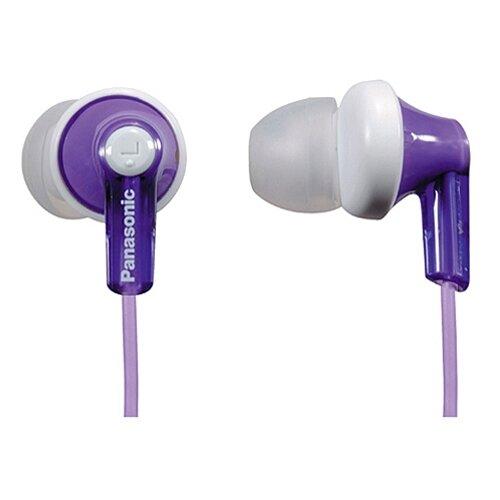 Наушники Panasonic RP-HJE118 фиолетовый
