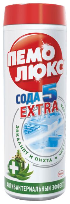 Чистящее средство Сода 5 Экстра Антибактериальный Эвкалипт и пихта Пемолюкс