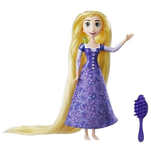 Купить Интерактивная кукла Hasbro Запутанная история Поющая Рапунцель, C1752, Куклы и пупсы