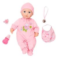 Интерактивная кукла Zapf Creation Baby Anabelle 43 см 794-821
