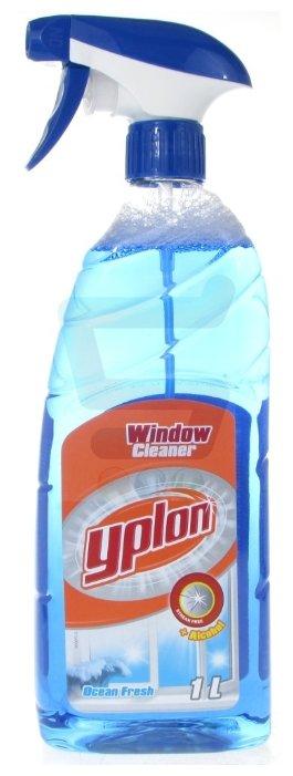 Спрей Yplon Ocean Fresh для мытья стекол