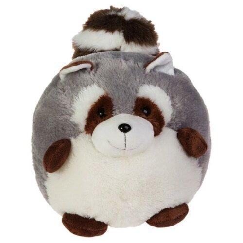 Купить Мягкая игрушка Gulliver Пушистый хвостик Енотик 30 см, Мягкие игрушки