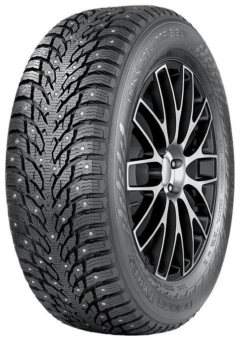 Автомобильная шина Nokian Tyres Hakkapeliitta 9 SUV зимняя шипованная — купить по выгодной цене на Яндекс.Маркете