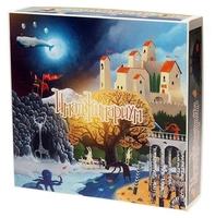железная дорога Настольная игра Cosmodrome Games Имаджинариум
